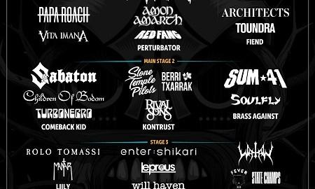 Cartel del Download Festival