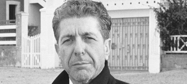 Imagen de Leonard Cohen