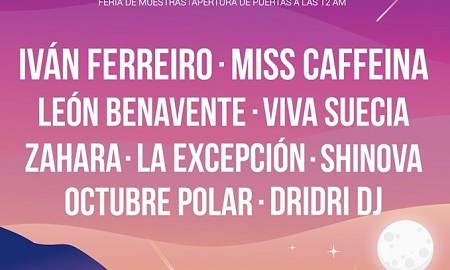Cartel del Intro Music Festival