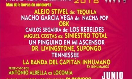 Cartel del 80 Star Fest