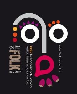 Cartel del festival Getxo Folk