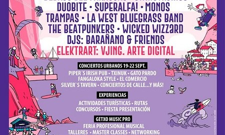 Cartel del Getxo Sound Fest