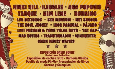 Cartel del Rock in Town Aviles