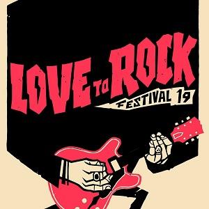 Logo del Love to Rock Festival