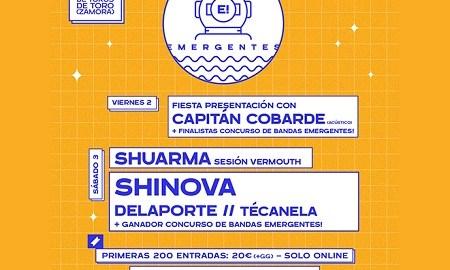 Cartel del Emergentes Festival