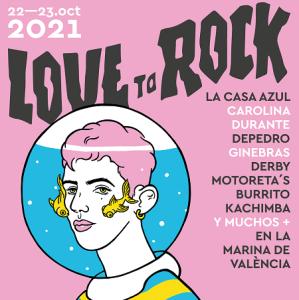 Cartel del Love to Rock festival