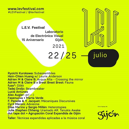 Cartel del LEV Festival