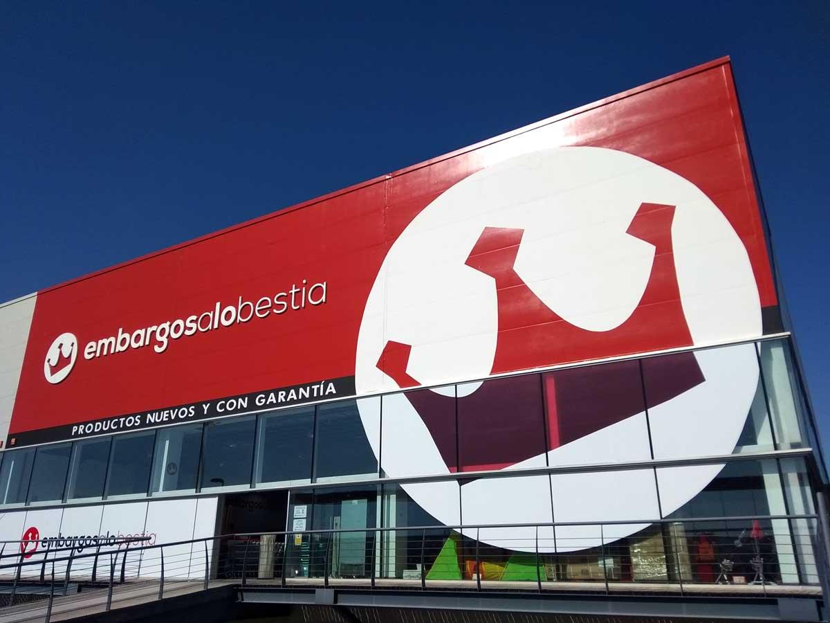Embargos a lo bestia en Zaragoza
