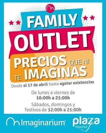 Family Outlet de Imaginarium