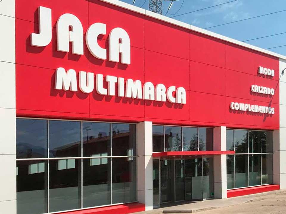 Entrada de Jaca Multimarca