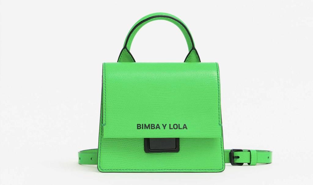 Bolso en el outlet de Bimba y Lola