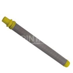 filtro de pistola airless amarillo
