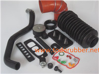 molded rubber product