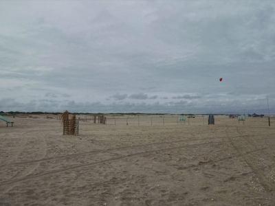 Playa naturista Querandi
