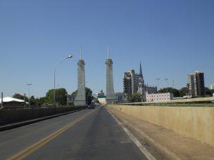 De Buenos Aires a Florianópolis en auto