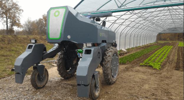 El futuro de los desyerbadores roboticos o automáticos