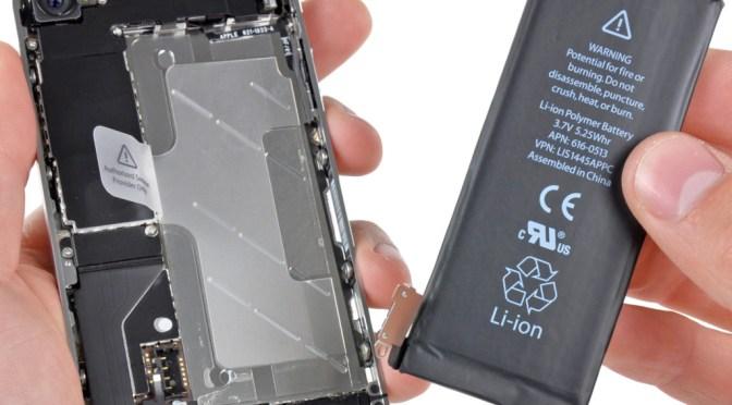 Reparar móvil, pantalla, cambio de batería ¿merece la pena?