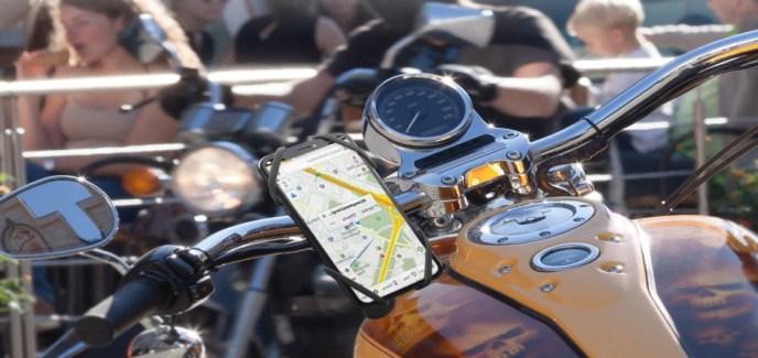 QUE SOPORTE PONER EN MI MOTO PARA MOVIL O GPS