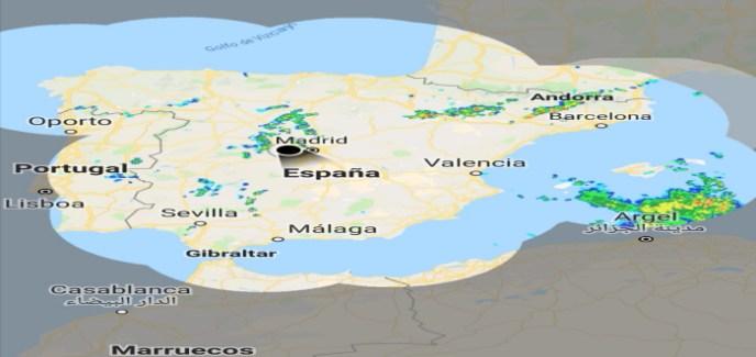 RAIN ALARM LLUVIA Y TORMENTAS EN TIEMPO REAL