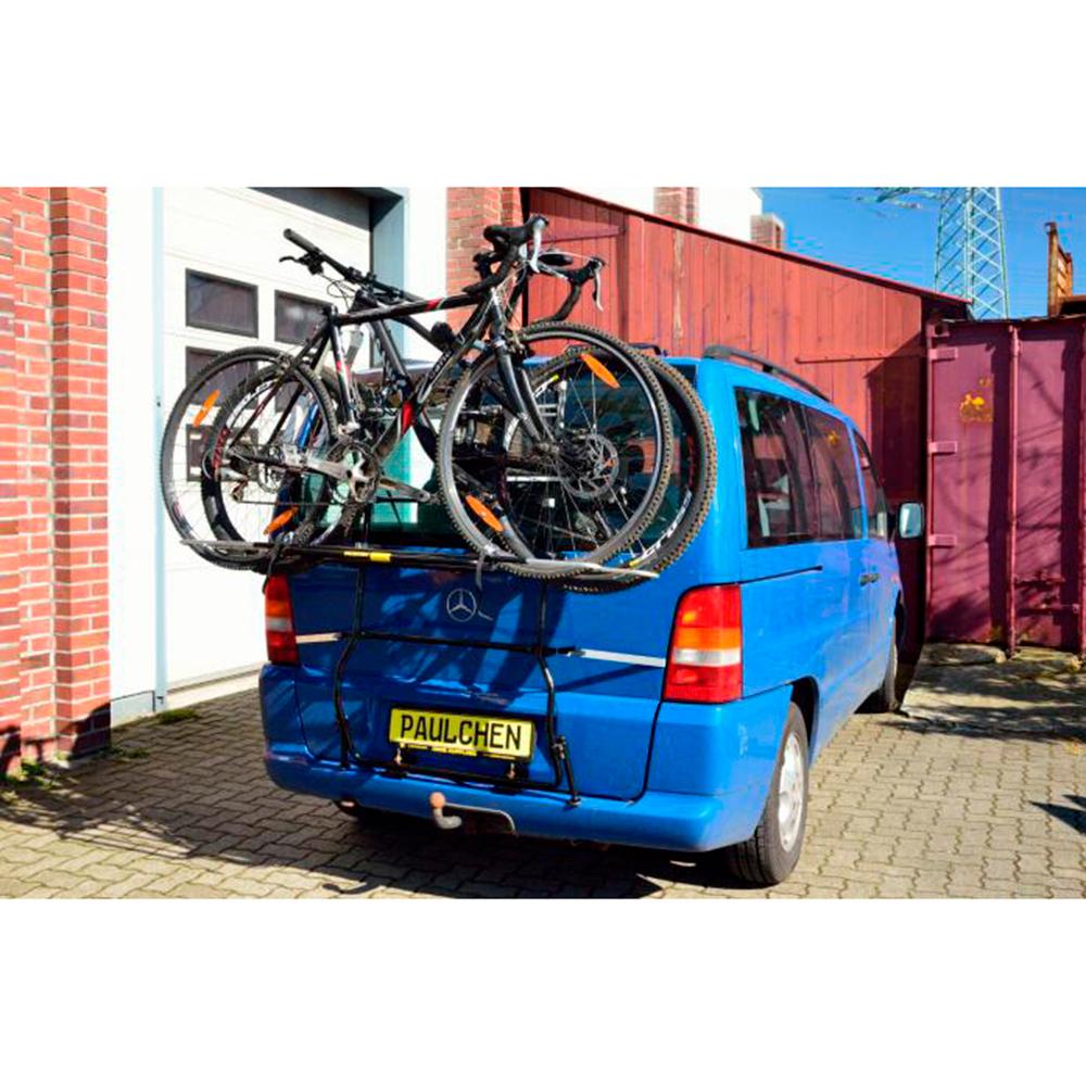 mercedes vito bike rack