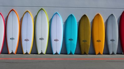 Fish, la tabla de surf mas especial, por Lost surfboards