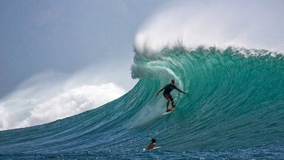 ¿Cómo se mide la altura de las olas?