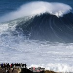 ¿Qué produce la ola gigante de Nazaré?