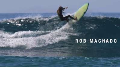 Rob Machado, una quilla y un millón de olas