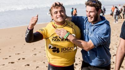 Natxo Gonzalez, 5º mejor surfista de ola grande del mundo