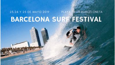 Barcelona Surf Festival, tres días de fiesta, salitre y pasión por el surf