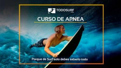 Mejora tu respiración y apnea en el surf