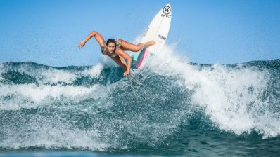 Surfea tu momento: Lucia Martiño con Deeply