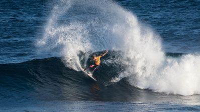 Alerta de tiburones paraliza campeonato mundial de surf en Australia
