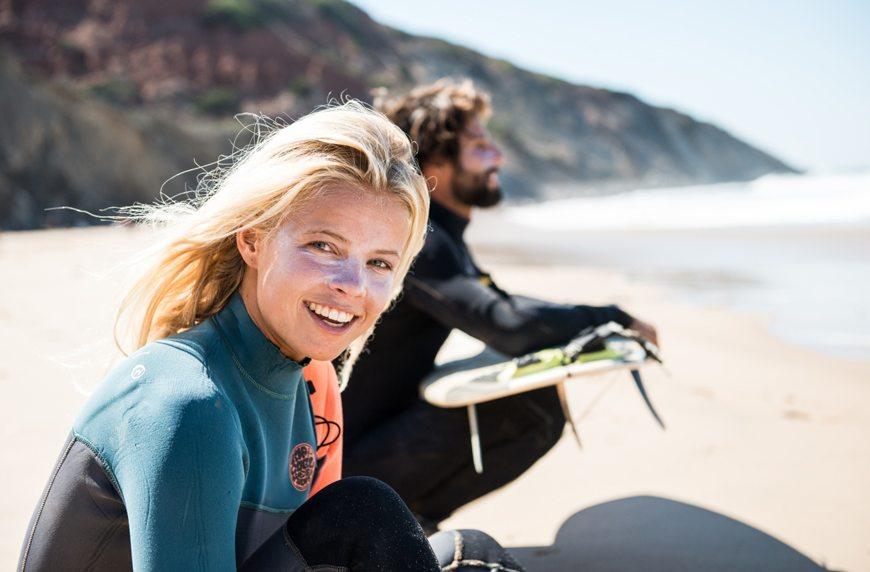 crema protección solar surf