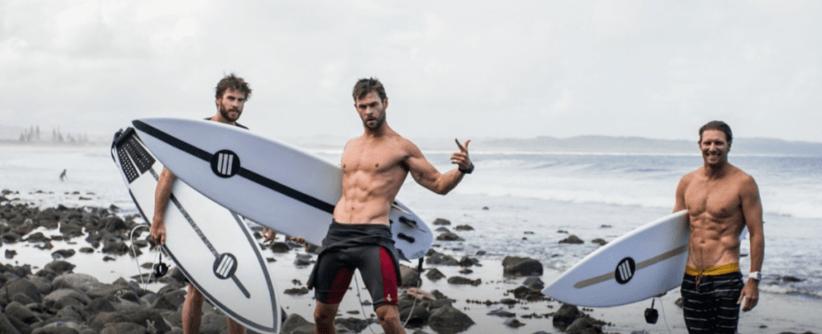 Rutinas de entrenamiento en casa por surfistas profesionales