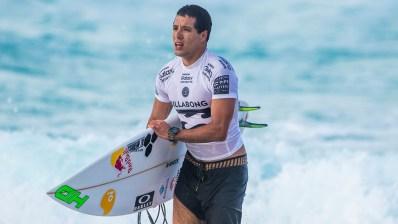 Adriano de Souza se retira