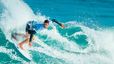 Andy Criere subcampeón contra Italo en Francía