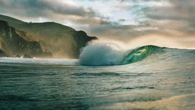 La Federación Española de Surfing cancela las pruebas del circuito nacional que se iban a disputar en Galicia y Asturias
