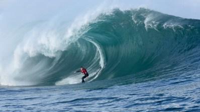 Xabi Lopez un surfista en busca de su camino