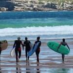 MARIOLAS y SILVER SHAPER organizan la primera jornada Mujer y Surf con motivo del 8M: