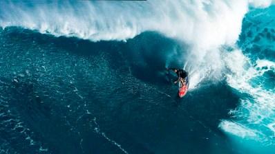 Nueva serie sobre Billy Kemper y su vida como Big Wave Surfer