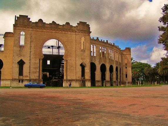 Plaza de Toros del Real de San Carlos