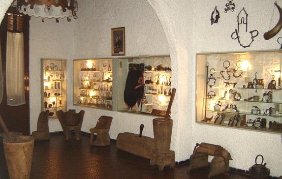 Exhibición Museo del Indio y del Gaucho