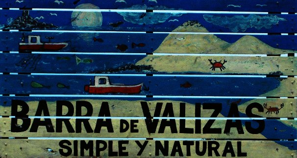 Barra de Valizas simple y natural