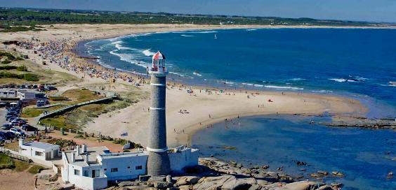 Playas uruguay