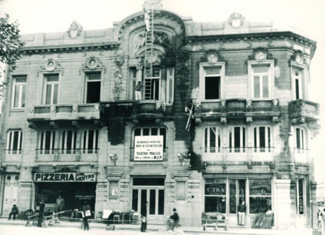 Historia del Teatro Macció