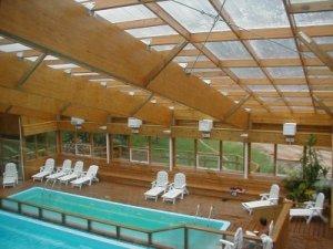 Piscina climatizada Parque de UTE