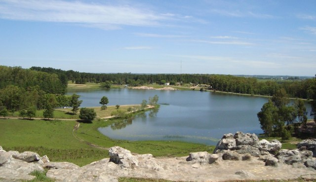 Lago de Iporá