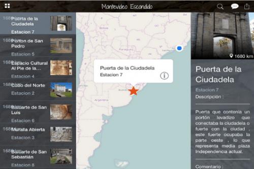 App Montevideo Escondido