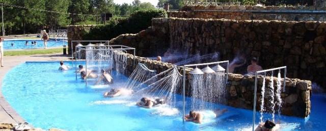 Parque Acuático de Termas de Salto Grande